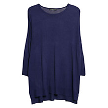 Buy Mango Fine Knit Oversized Jumper Online at johnlewis.com