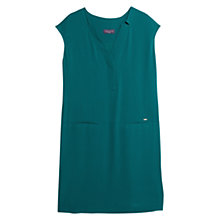 Buy Violeta by Mango V-neckline Dress Online at johnlewis.com