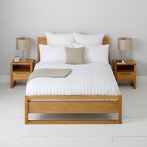 Buy John Lewis Florence Origami Cotton Bedding John Lewis