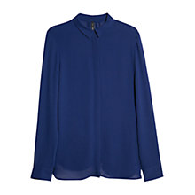 Buy Mango Essential Chiffon Shirt Online at johnlewis.com