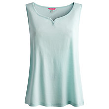 Buy Joules Verity Vest, Turquoise Online at johnlewis.com