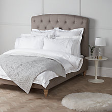 Buy John Lewis Garda Lattice Stitch Bedding Online at johnlewis.com