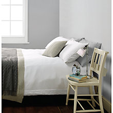Buy John Lewis Croft Collection Evie Frill Bedding Online at johnlewis.com