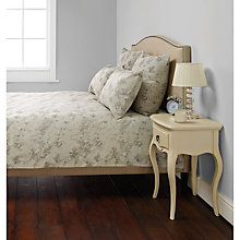 Buy John Lewis Nayna Floral Jacquard Bedding Online at johnlewis.com