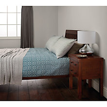 Buy John Lewis Alhambra Duvet Cover and Pillowcase Set Online at johnlewis.com