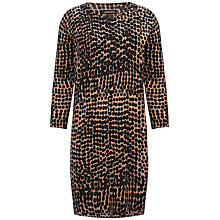 Buy Jaeger Abstract Knit Dress Online at johnlewis.com