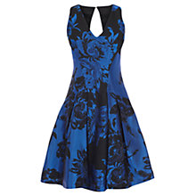 Buy Coast Moya Jacquard Dress, Multi Online at johnlewis.com
