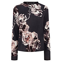 Buy Coast Akoni Printed Top, Multi Online at johnlewis.com