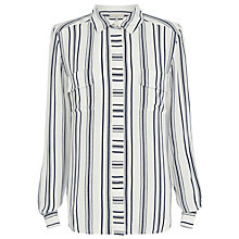Buy Wishbone Geneva Stripe Shirt, Multi Online at johnlewis.com