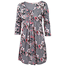 Buy Fat Face V Blossom Tunic Dress, Multi Online at johnlewis.com