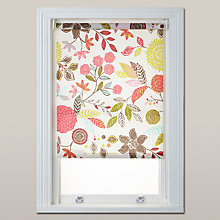Buy John Lewis Alina Roller Blind, Multi Online at johnlewis.com