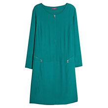 Buy Violeta by Mango Zip Detail Dress Online at johnlewis.com