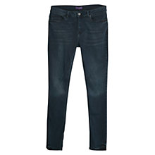 Buy Violeta by Mango Super Slim Fit Infinity Jeans, Dark Blue Online at johnlewis.com