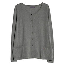 Buy Violeta by Mango Patch Pocket Cardigan Online at johnlewis.com