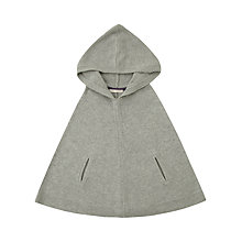 Buy Jigsaw Junior Girls' Cashmere-Blend Poncho Online at johnlewis.com