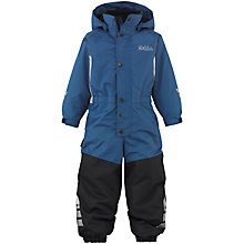 Buy Skogstad Children's Fersken All In One, Denim Online at johnlewis.com