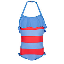 Buy John Lewis Girl Bold Striped Swimsuit Online at johnlewis.com
