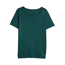 Buy Violeta by Mango Essential Short Sleeve Jumper Online at johnlewis.com