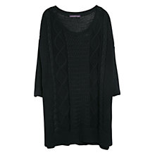 Buy Violeta by Mango Aran Knit Jumper Online at johnlewis.com