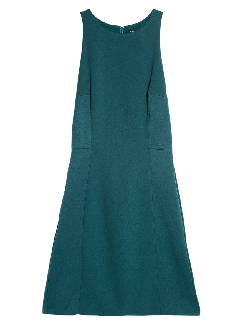 mango side panel crepe dress dark green, mango, side, panel, crepe, dress, dark, green, 8|6|10, clearance, womenswear offers, womens dresses offers, women, inactive womenswear, new reductions, womens dresses, special offers, 1654033