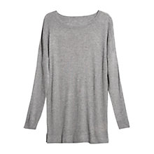 Buy Violeta by Mango Elbow Patch Jumper Online at johnlewis.com