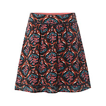Buy White Stuff Penny Fox Print Skirt, Multi Online at johnlewis.com