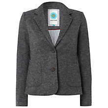 Buy White Stuff Allsop Blazer, Mid Grey Online at johnlewis.com