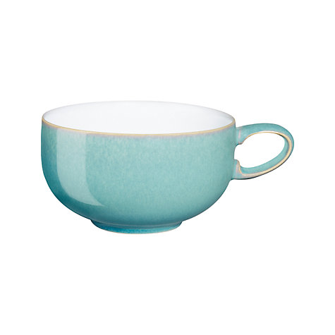 Buy Denby Azure Tea/ Coffee Cup Online at johnlewis.com