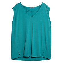 Buy Violeta by Mango Dropped Shoulder T-Shirt Online at johnlewis.com