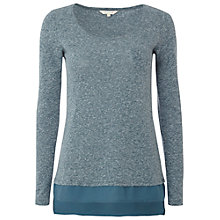 Buy White Stuff Long Sleeve Jasia T-Shirt Online at johnlewis.com