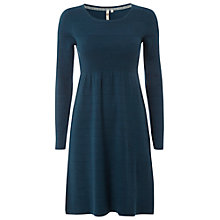 Buy White Stuff Tweed City Dress, Privet Green Online at johnlewis.com