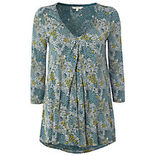 Buy White Stuff Fantastic Floral Top, Multi Online at johnlewis.com
