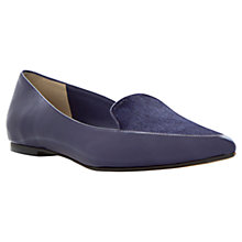 Buy Dune Austine Pointed Toe Flat Pumps Online at johnlewis.com