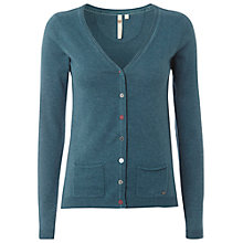 Buy White Stuff Sandy Cardigan, Privet Green Online at johnlewis.com