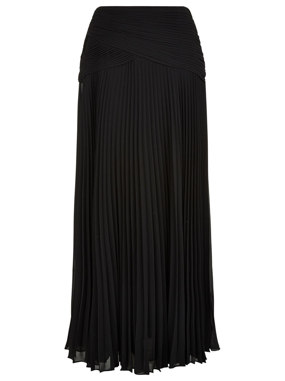 how to make a chiffon bridal maxi skirt