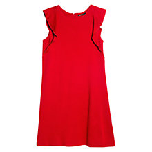 Buy Mango Ruffle Wool Blend Dress Online at johnlewis.com