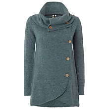 Buy White Stuff Campione Cardigan, Privet Green Online at johnlewis.com