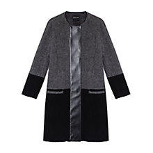 Buy Gérard Darel Grey Coat, Grey Online at johnlewis.com