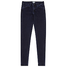 Buy Reiss Jagger Straight Leg Jeans, Indigo Online at johnlewis.com