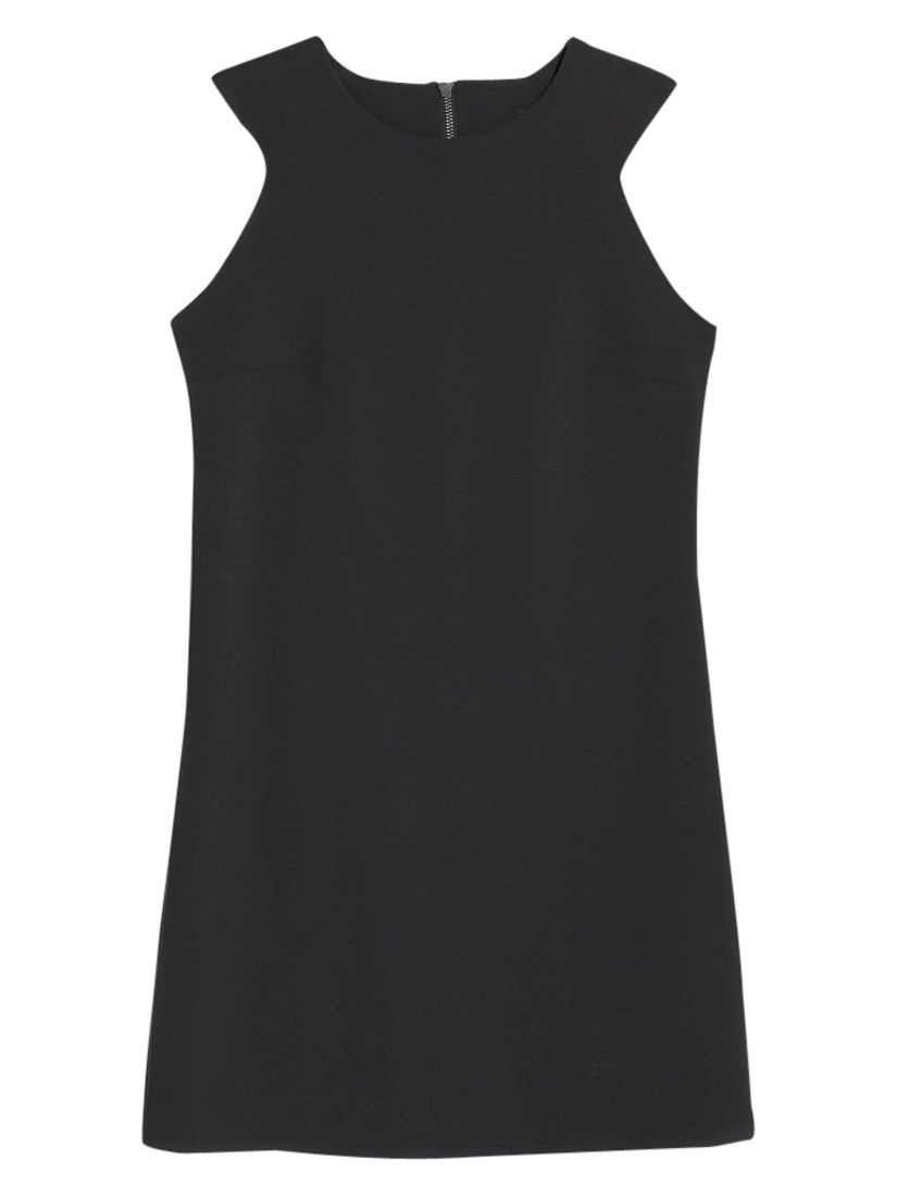mango cut-out shoulder dress black, mango, cut-out, shoulder, dress, black, 8|6, clearance, womenswear offers, womens dresses offers, women, inactive womenswear, new reductions, womens dresses, party outfits, party dresses, special offers, 1663360