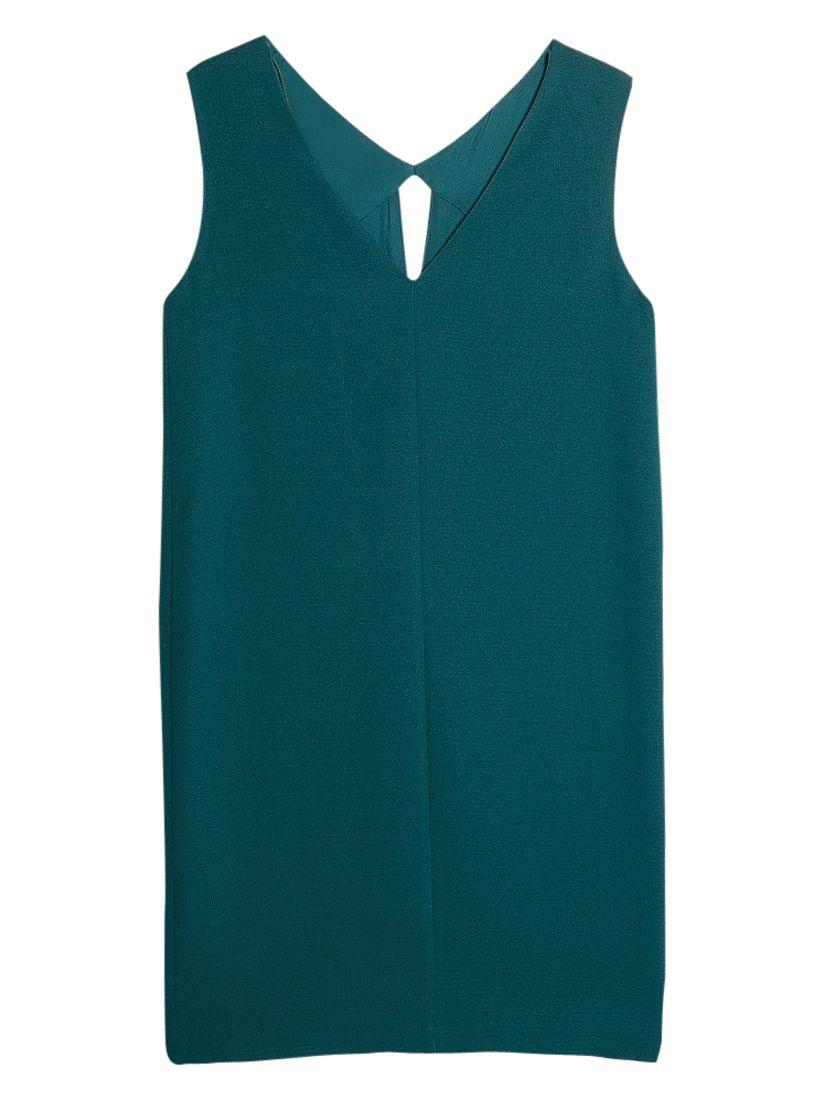 mango v-neck cut-out crepe shift dress, mango, v-neck, cut-out, crepe, shift, dress, blue|dark green|dark green|dark green|dark green, 10|12|10|8|14, clearance, womenswear offers, womens dresses offers, women, inactive womenswear, new reductions, womens dresses, special offers, 1655966