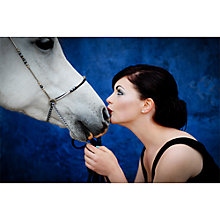 Buy Eyecandy Personalised Aluminium Photo Print Online at johnlewis.com