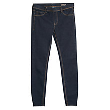 Buy Mango Jeggings, Dark Blue Online at johnlewis.com