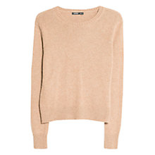 Buy Mango Alpaca Wool Sweater Online at johnlewis.com