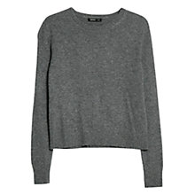 Buy Mango Alpaca Blend Jumper Online at johnlewis.com