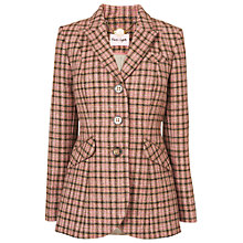 Buy Phase Eight Agnes Riding Jacket, Pale Pink Online at johnlewis.com
