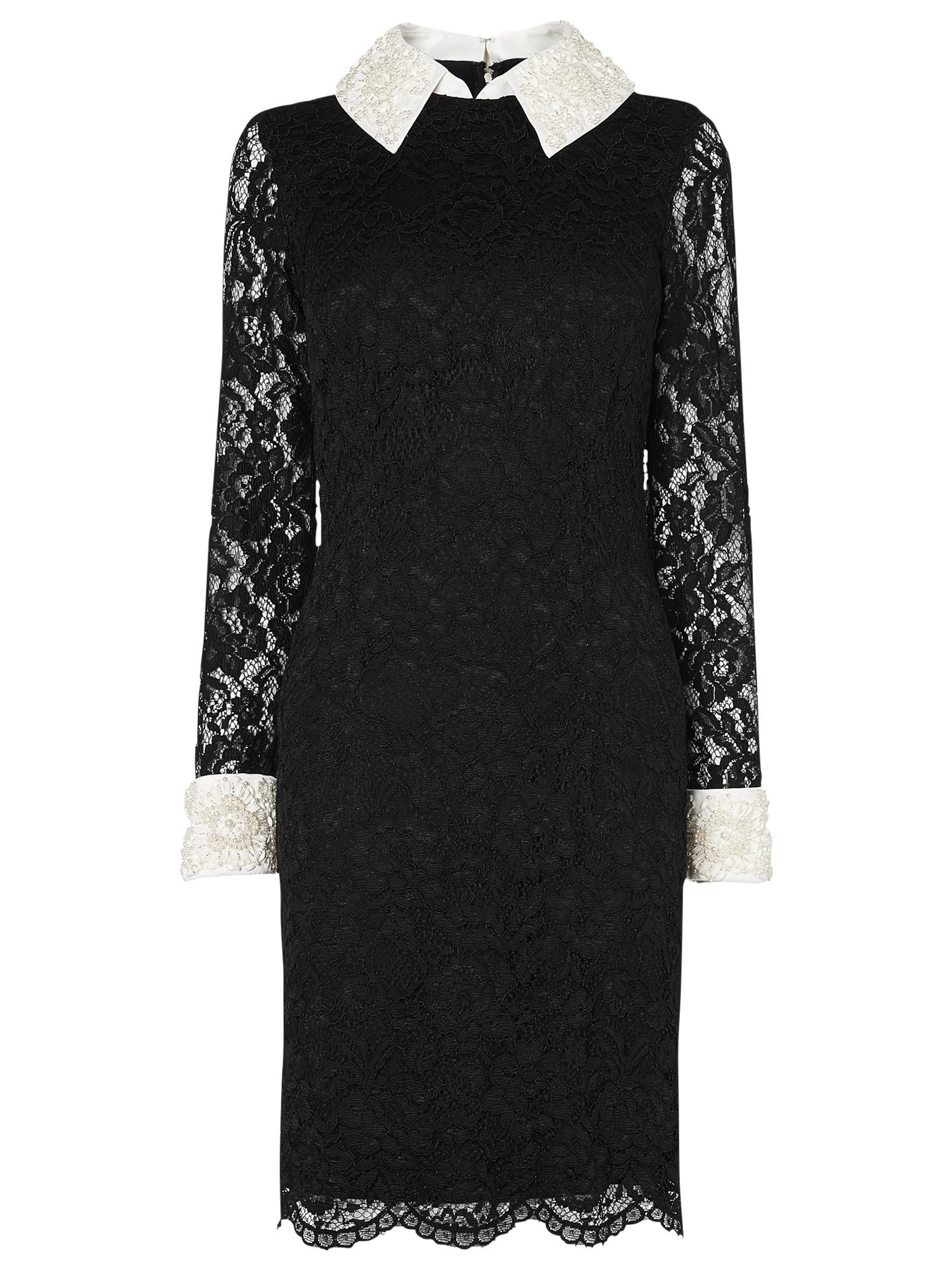 phase eight sienna embellished lace dress black, phase, eight, sienna, embellished, lace, dress, black, phase eight, 8|10, clearance, womenswear offers, womens dresses offers, women, womens dresses, special offers, fashion magazine, brands l-z, inactive womenswear, 1655992