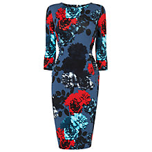 Buy Phase Eight Hendon Floral Dress, Multi-coloured Online at johnlewis.com