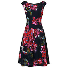 Buy Phase Eight Rosario Fit and Flare Dress, Multi-coloured Online at johnlewis.com