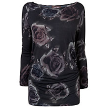 Buy Phase Eight Franky Floral Top, Multi-coloured Online at johnlewis.com